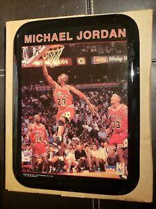 7986a176bdd NEW! Michael Jordan Wooden Hanging Picture Plaque NBA Chicago Bulls ...