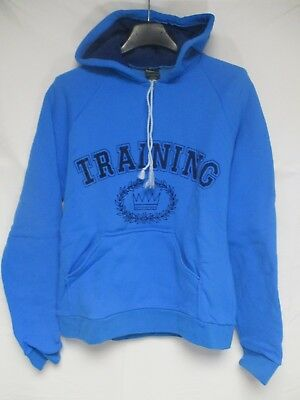 Sweat à capuche TREVOIS KOPA TRAINING vintage années 70 bleu 168 S | eBay