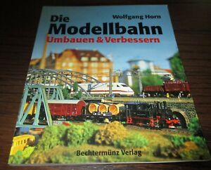 Wolfgang-Horn-Die-Model-Railway-Rebuild-And-Improve-gt-Top