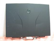 Alienware M11XR2 11.6inch Black LCD Back Cover W/HINGES-DP/N 2D16V [READ]