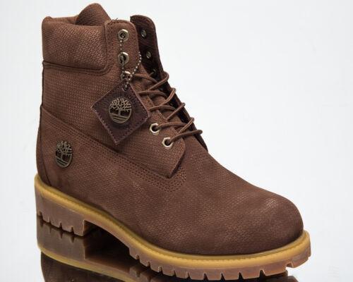 Brown A1u97 Premium para Waterproof Timberland 6 estilo vida Boots zapatos Nuevo Inch de hombres q7wOc1Ew