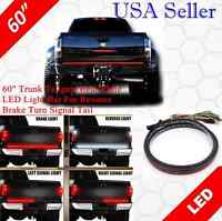 60 Truck Tailgate Led Light Bar 6 Functions Running/signal/reverse/brake Us