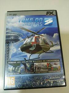Take On Hubschrauber Simulator Set PC Dvd-Rom Spanisch - Am