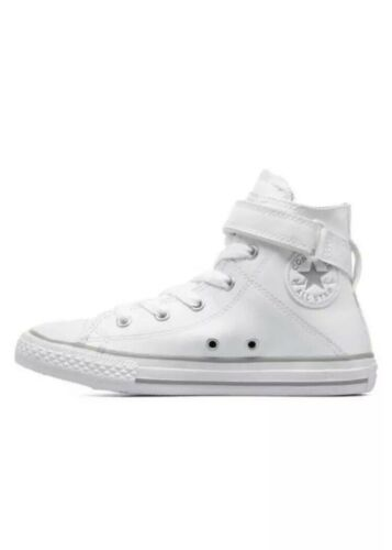 Hi Uk Junior 4 Leather Ct White Brea As 22 Eu 37 Nuovo Size 5cm 654241c Converse wIxUqzSz