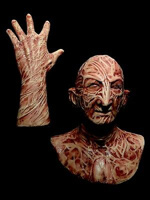 Freddy Inferno VS Part 4 Silicone Krueger Burned Left Hand by WFX