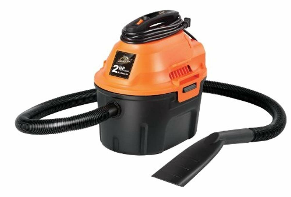Wet Dry Vacuum Cleaner Auto Portable Car Vac Garage Lightweight Suction Sweeper