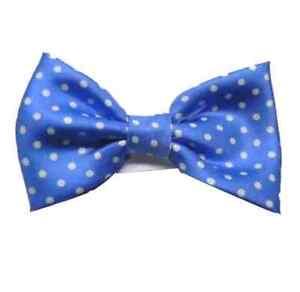 FIFI bimbo blu cravatta a farfalla da bambino in pura seta papillon made Italy