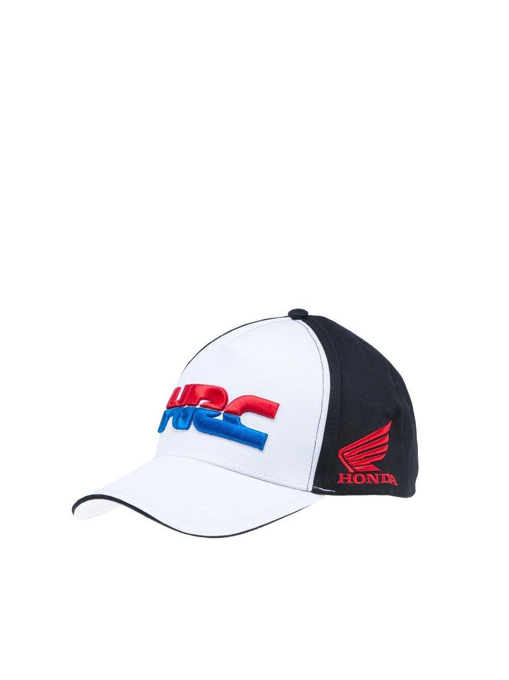Officielle Hrc (Honda Course Corp Casquette Baseball - 17 48002