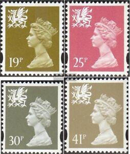 GB-Wales-64-67-kompl-Ausg-postfrisch-1993-Wales
