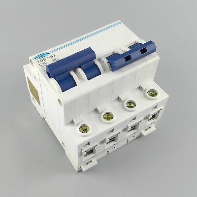 1P 50A MTS Manual transfer switch Circuit breaker MCB 50HZ//60HZ 400~