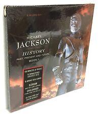 "NEW MJ MICHAEL JACKSON HISTORY 3 LP RECORD 1995 - ""AUTHENTIC - ORIGINAL"""