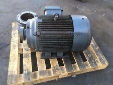 Leeson Electric 75 Hp Severe Duty Motor 1780 Rpm