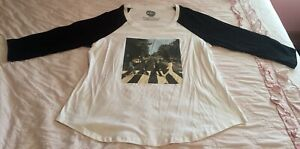 The Beatles Abbey Road Torrid Shirt Women's Size 1 Plus Size