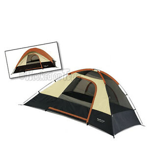 Image is loading Pacific-Crest-Rock-Creek-II-Four-4-Person-  sc 1 st  eBay & Pacific Crest Rock Creek II Four (4) Person Sport Dome Tent Wenzel ...