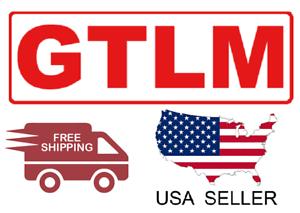 IMSA Racing GT Le Mans (GTLM) Vinyl Sticker Decal (waterproof)