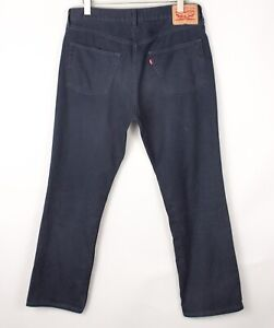 Levi's Strauss & Co Hommes 511 Slim Jeans Jambe Droite Taille W38 L30 BEZ303