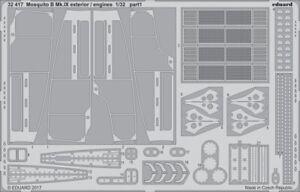 EDP32417-Eduard-Photoetch-1-32-Mosquito-B-Mk-IX-Exterior