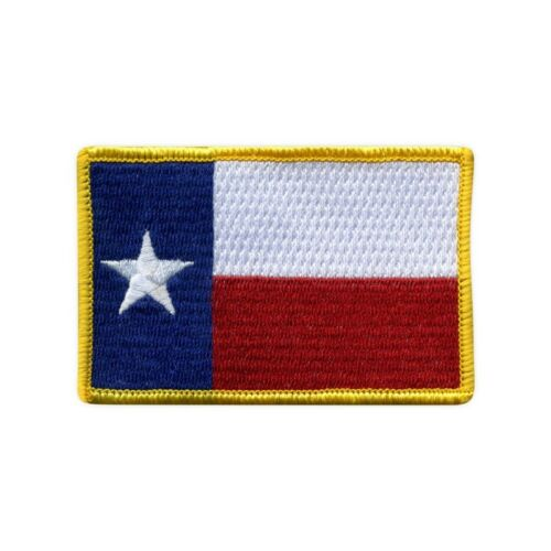 Flag of Texas Embroidered PATCH//BADGE