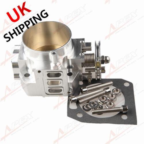 70 mm Billet papillon pour RSX DC5 CIVIC SI EP3 K20 K20A CNC T6 Alumium UK
