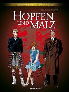 Hopfen-und-Malz-Gesamtausgabe-3-Deutsch-comicplus-NEUWARE