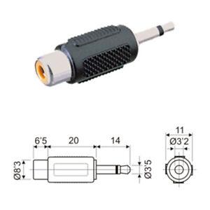 Adaptador-Jack-3-5mm-Macho-a-Mono-RCA-Hembra
