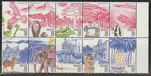 248-MALAYSIA-1999-CELEBRATE-THE-NEW-MILLENNIUM-SET-FRESH-MNH