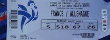 TICKET Nation League 16.10.2018 Frankreich France - Deutschland Germany