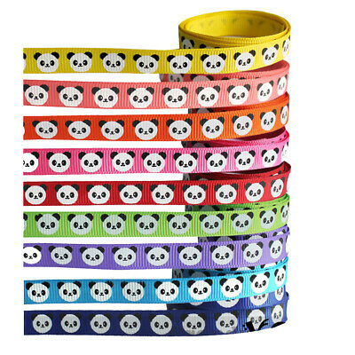 2-5-10 Yards 7//8/'/' emoji printed Grosgrain Ribbon DIY Sewing Hair Bows Gift wrap