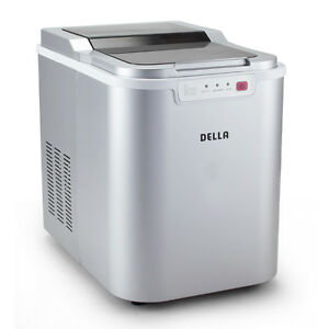 Best Countertop Ice Maker Review : ... Countertop Ice Makers > See more Della 048-gm-48225 Portable Ice Maker