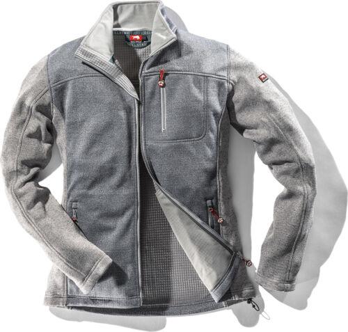 Bull Star cuerda-Pinewood trabajo chaqueta cuello alto azul marino//gris talla L caballeros