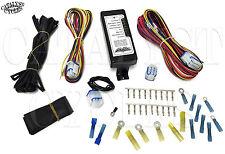 complete ultima led electronic wiring system harness kit harley evo rh ebay com custom motorcycle wiring kits custom motorcycle wiring harness kits