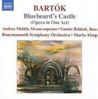 Bart¢k: Bluebeard's Castle (CD, Nov-2007, Naxos (Distributor))