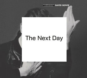 BOWIE-David-CD-The-Next-Day-Deluxe-Edition-17-titres-EU