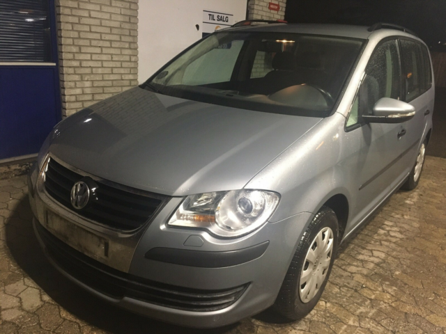 VW Touran, 1,4 TSi 140 Freestyle 7prs, Benzin, 2010, km…
