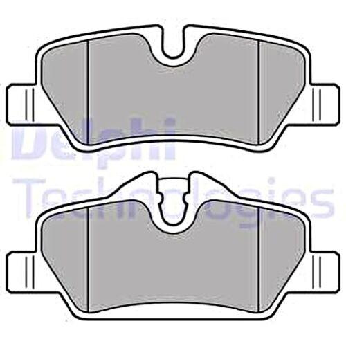 DELPHI Disc Brake Pad Set For MINI F55 F56 F57 Cooper S JCW SD One 34216861641