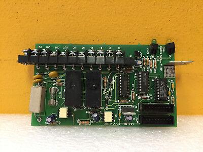 New! Parallel Control Bus Board 401338 6 mA 24 VDC Siemens // Faraday BB-2