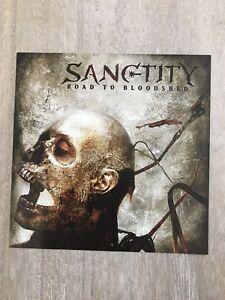 Sanctity-Road-To-Bloodshed-Promo-Sticker-Roadrunner-Metal