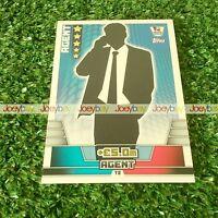 14/15 RECORD BREAKER CLUB BADGE CARD MATCH ATTAX 2014 2015 BADGES BREAKERS