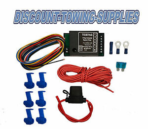 universal towbar towing smart 7 way bypass relay for cambus rh ebay co uk multiplex wiring theory multiplex wiring theory