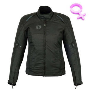 Chaqueta-moto-Freeday-Aviation-Mujer-Negro