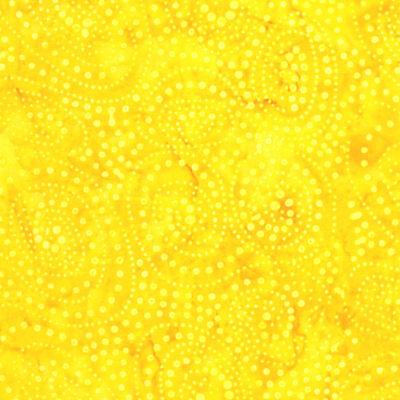 Half Yard Dotty Spiral Tonga-B2336 Periwinkle Timeless Treasures Batik Fabric