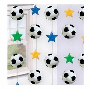 2-1m-Football-Fete-D-039-Anniversaire-Suspendu-Corde-Decorations-Accessoires