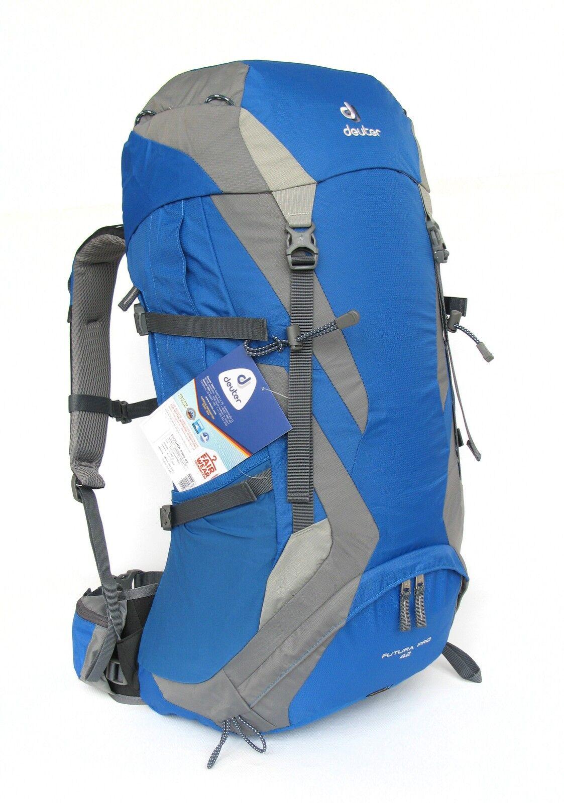260062f098 Deuter Futura Pro 42 Backpack 3429433700 Ocean   TITAN 42l for sale ...