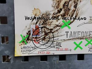 Vollmond über Helgoland, Feindliche Übernahme BP, TAKEOVER BP, Ruppe Koselleck