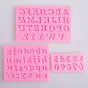 3x-Alphabet-Letter-Number-Silicone-Fondant-Mould-Birthday-Cake-Decorating-w