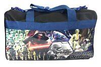 Disney Star Wars Darth Vader 600d Polyester Duffle Bag Pvc Side Panels