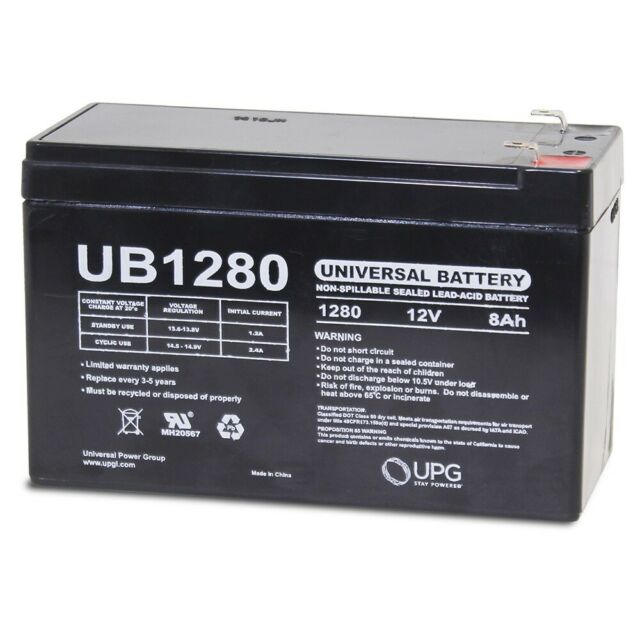 Mighty Max Battery 12V 18AH SLA Battery Replacement for APC Smart-UPS SUA1500I 2 Pack Brand Product