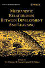 Mechanistic Relationships Between Development and Learning: Beyond Metaphor by John Wiley and Sons Ltd (Hardback, 1998)