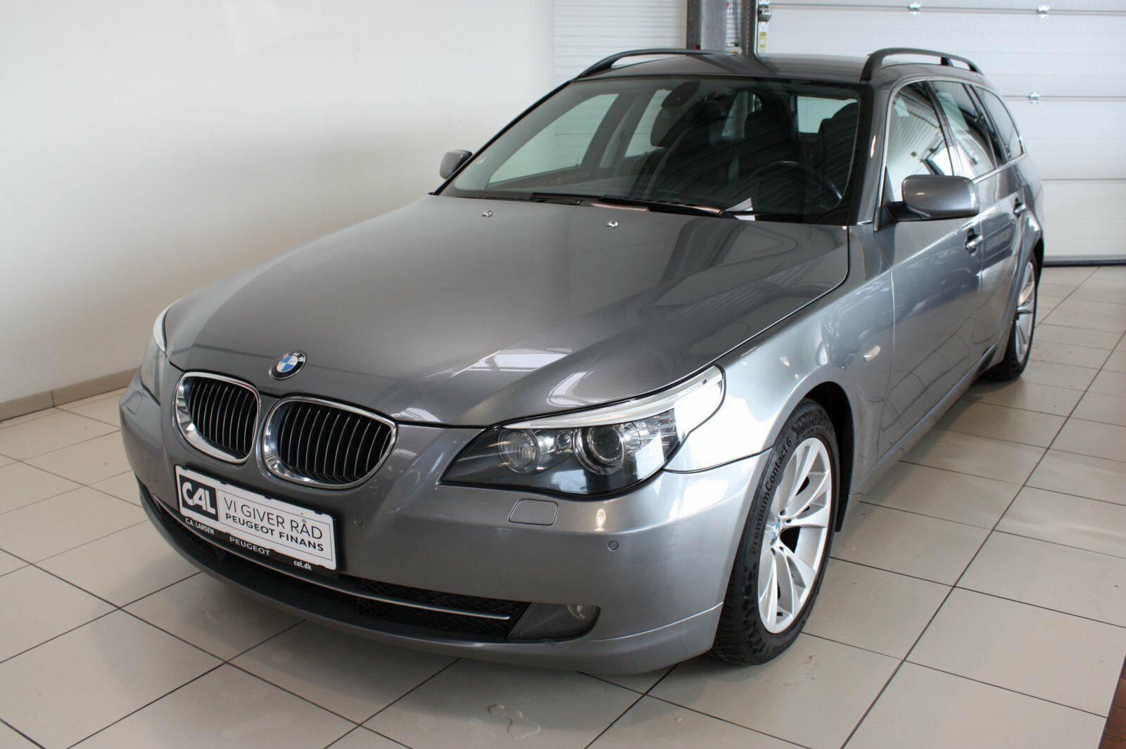 BMW 520d 2,0 Touring 5d - 79.900 kr.
