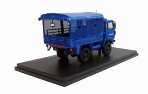 Perfex 717-renault trm 2000 mo troop transport 1//43 blue gendarmerie